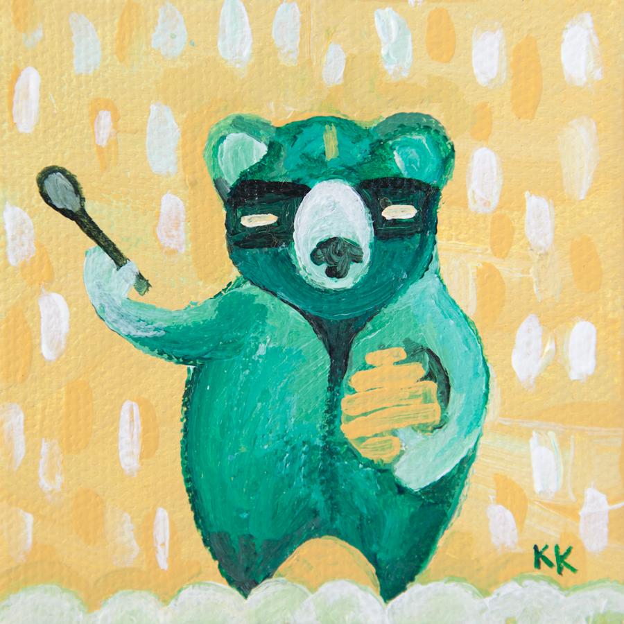 the big MINI Art Marathon: BEARS