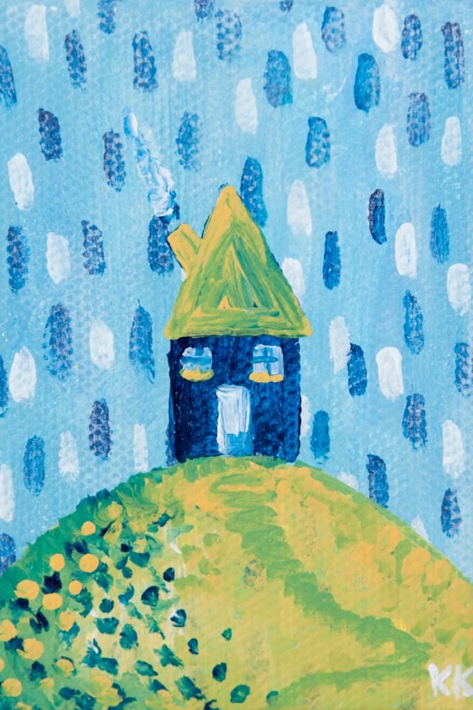 the big MINI Art Marathon: Mini Houses