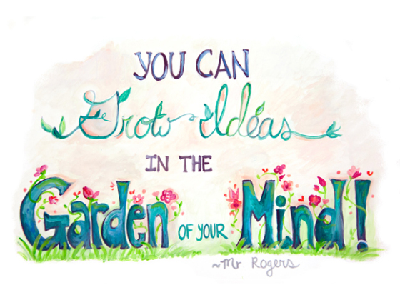 Grow Ideas In The Garden Of Your Mind Guest Post At Oh My