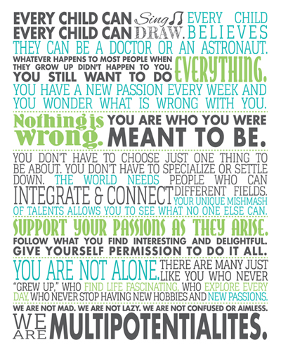 PuttyTribe Manifesto 16x20b