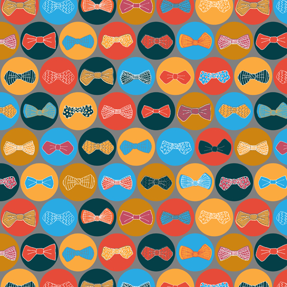 Geek Chic Bow Ties by Kimberly Kling