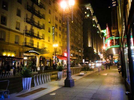 Downtown San Fran