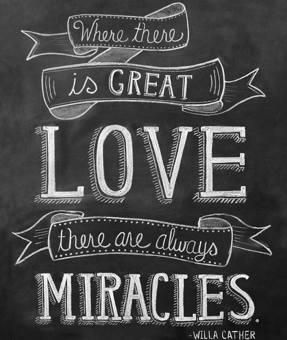 Inspirational Image Friday {Chalkboard Art}