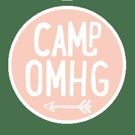 Camp OMHG Badge