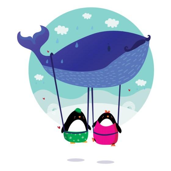 Whale Ride by Maria Jose Da Luz on Society6