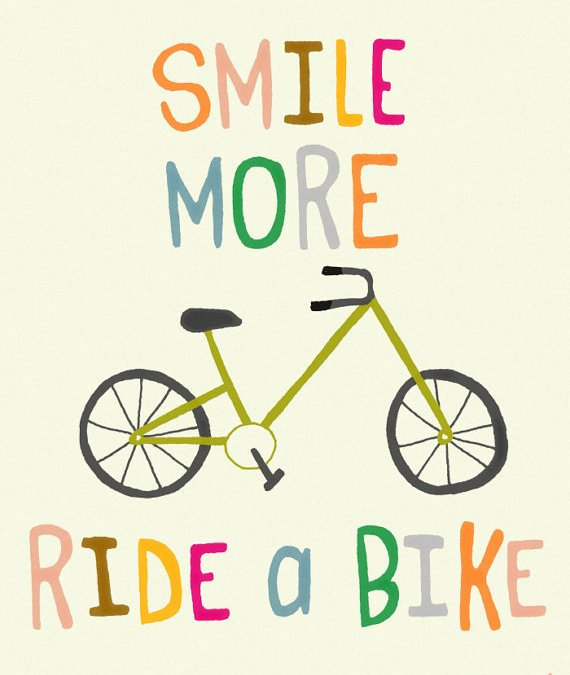 Inspirational Image Friday {Smile More}