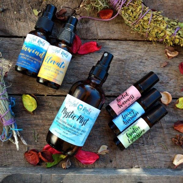 Ascension Kit Botanical Wellness Spiritual Uplift