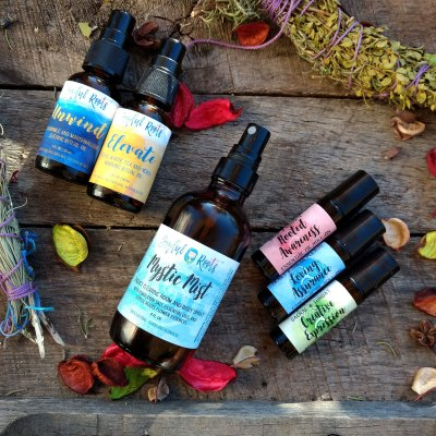 Ascension Kit Botanical Wellness Spiritual Uplift