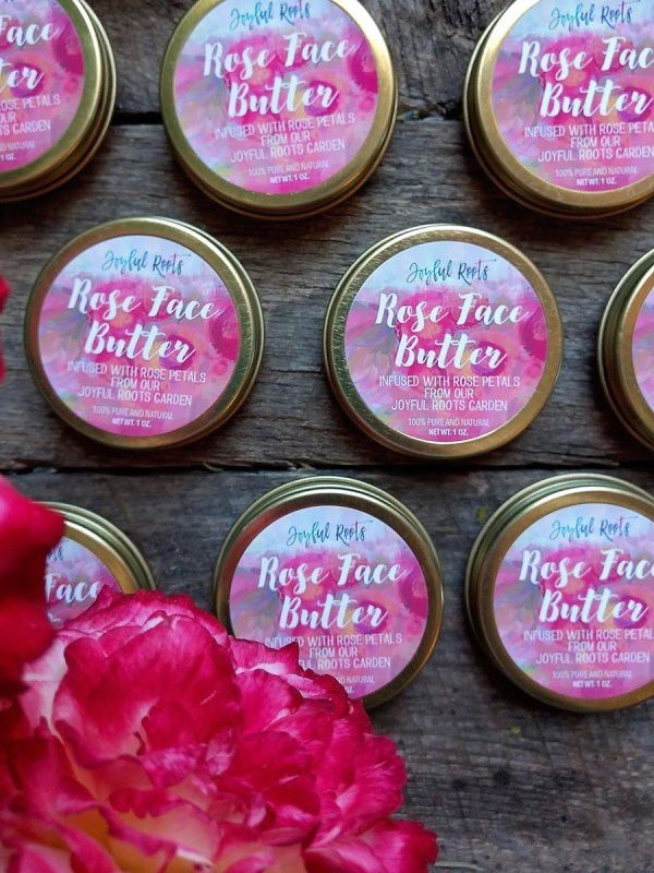 Rose Face Butter - Youth Enhancing, Glow, Connection