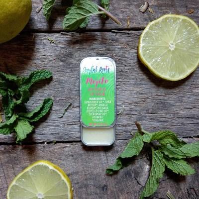 Mojito All Natural Lip Balm
