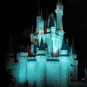 #Cinderella's castle-Disney
