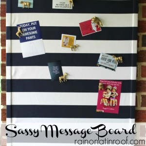 #diy message board