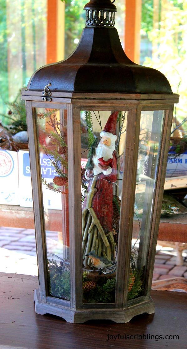 #Christmas lantern