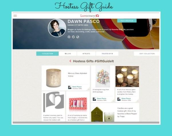 #hostess gift guide