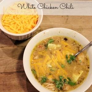 #white chicken chili