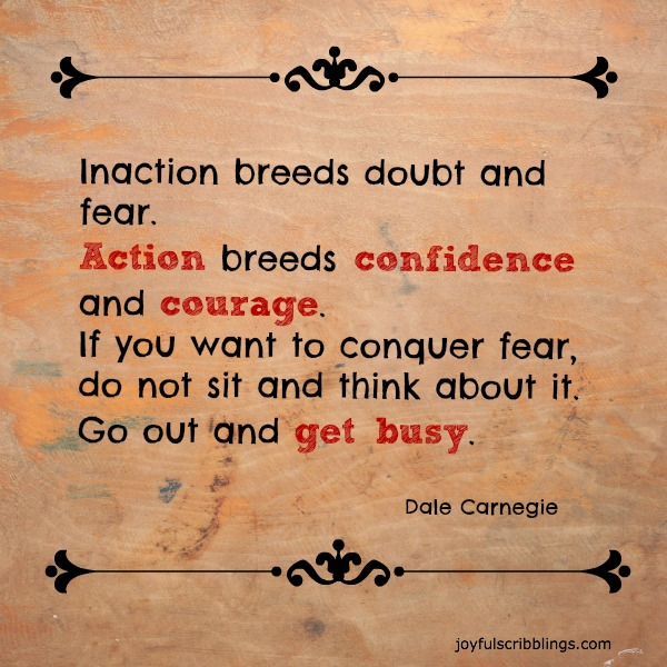 #fear quote
