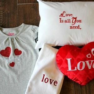#valentine monogram gifts