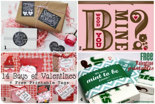 #Valentine Printables