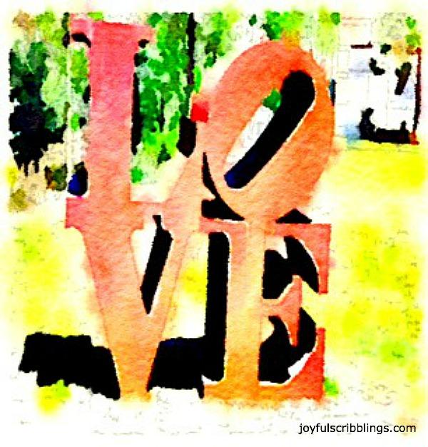 #love art