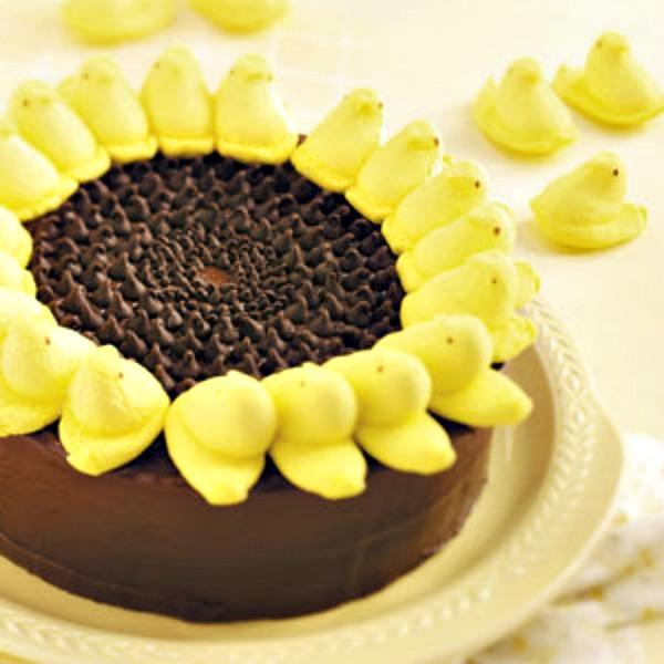 #Sunflower Cake