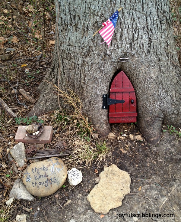 fairy houses and the gnomish