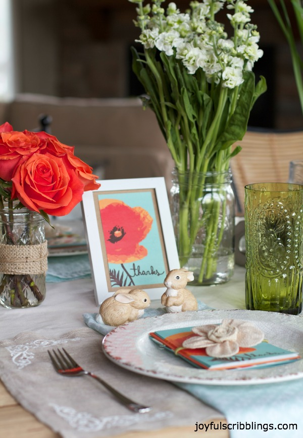 #spring place setting