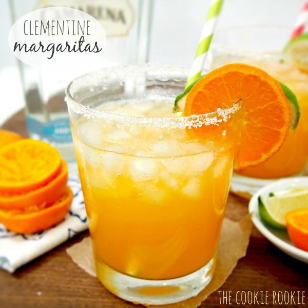 #clementine margarita