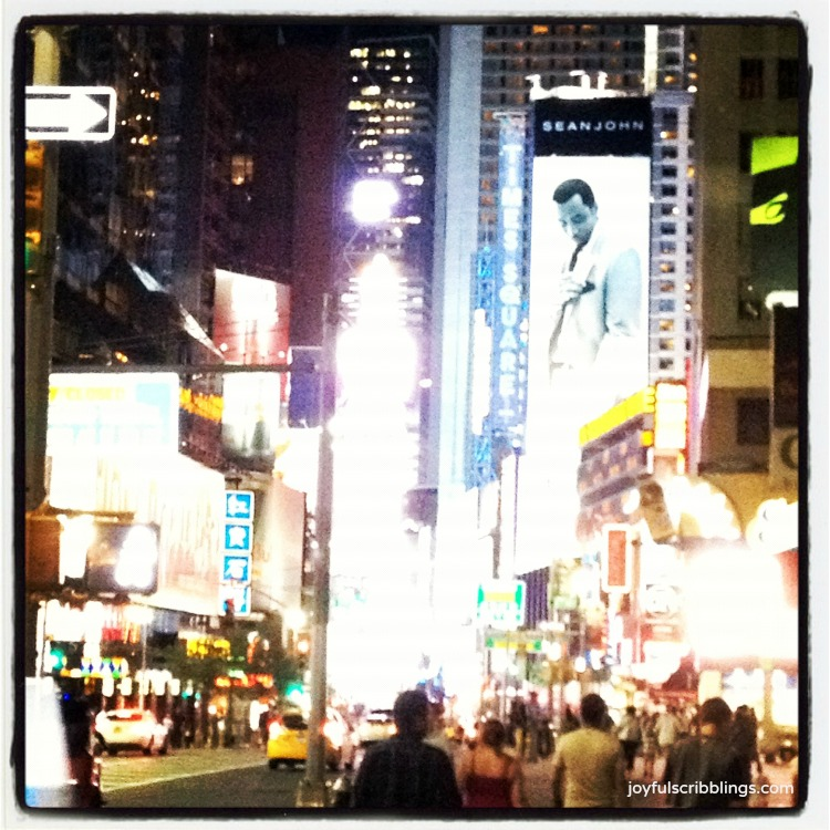 #Times Square