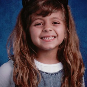 Mia's School Picture