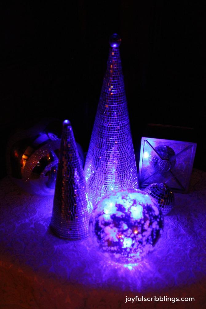 ice party decor