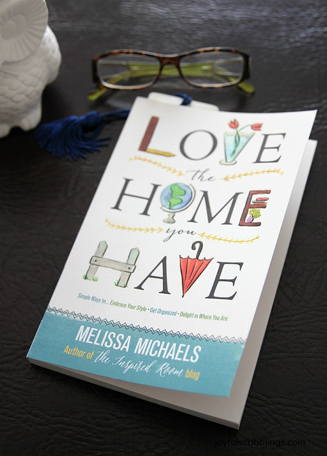 Love the Home You Have book giveaway
