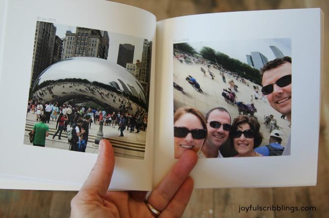 chat books photo book