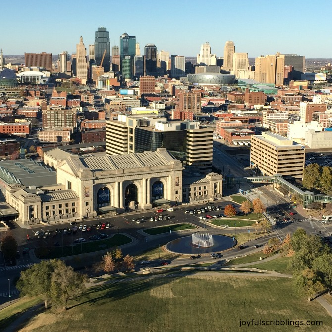 view of Kansas City