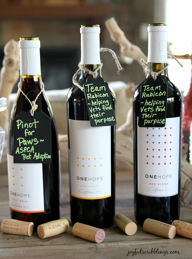 ONEHOPE Wines for a Cause