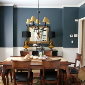 dining room in Narragansett Green