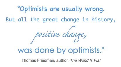 Thomas Friedman quote