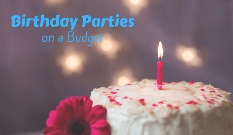 Do You Really Need To Throw a Big, Expensive Birthday Party?