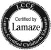 lamaze certified childbirth educator logo