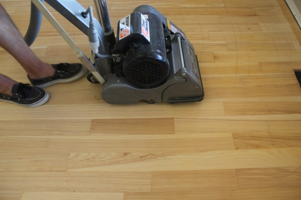 Our Journey In Refinishing Hardwood Floors And A 150