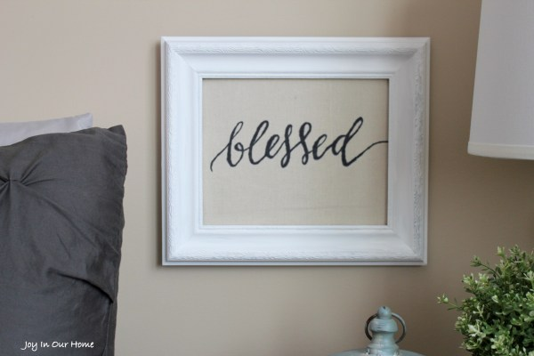 blessing sign
