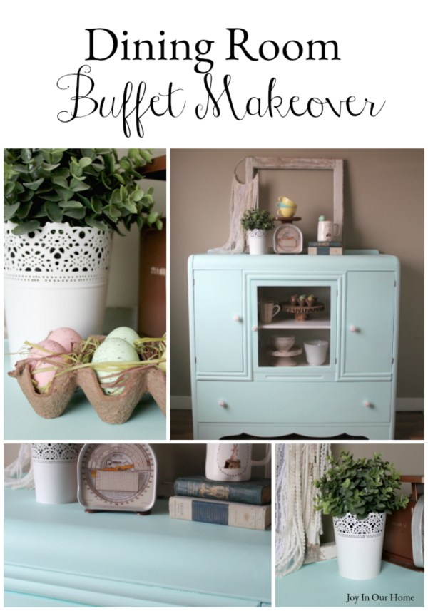 Another Furniture Makeover Showing How A Beautiful Paint Color And Little Bit Of Work Can Transform Piece