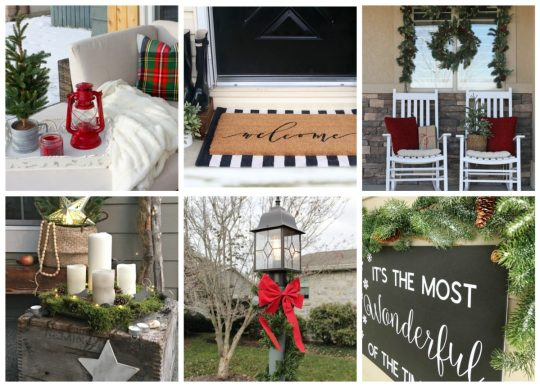 frontporches-collage-1200x859 Outdoor Christmas Tablescape Christmas