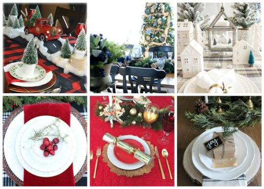 tablescapes-collage-1200x859 Outdoor Christmas Tablescape Christmas