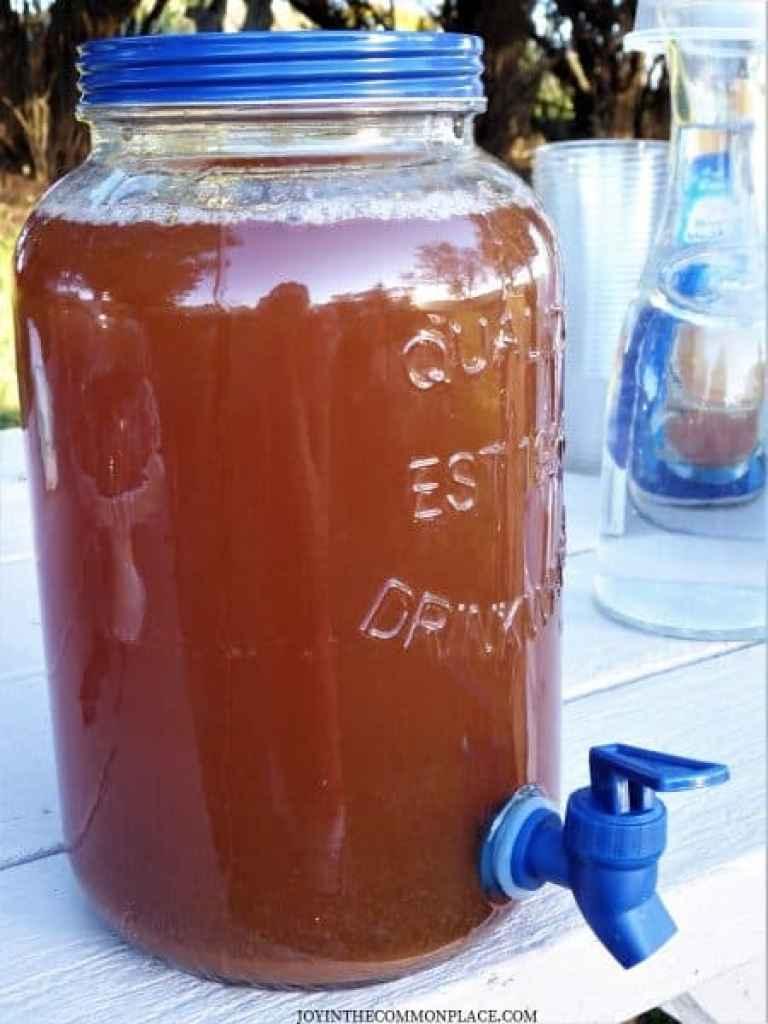 Apple Cider Harvest Party