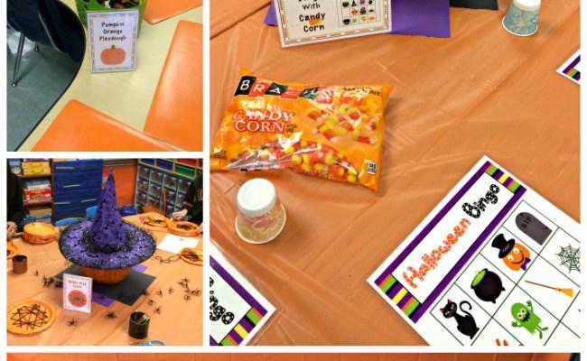 Halloween Class Party Ideas Prek 2 Joy In The Works