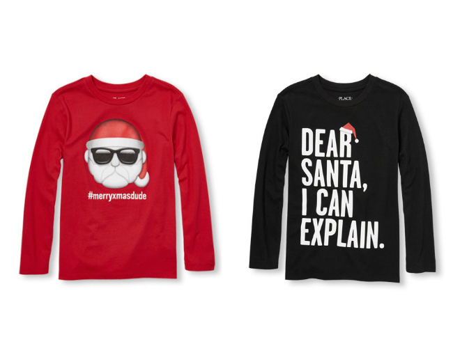 Christmas T Shirts For Boys Joy In The Works