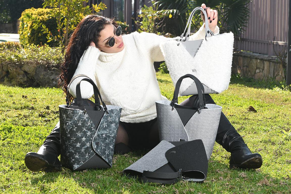 Alessia borsa componibile Joy