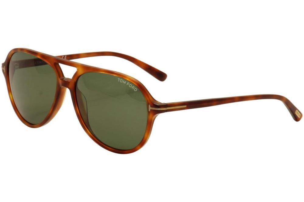 medium resolution of tom ford men s jared tf331 tf 331 retro pilot sunglasses by tom ford