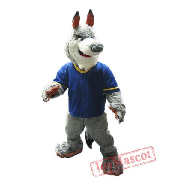 Dog Wolf Mascot Costume