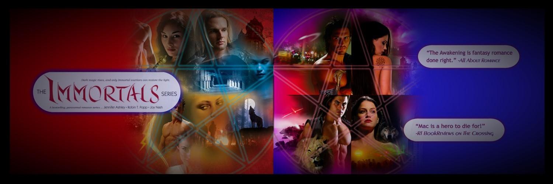 Immortals Series